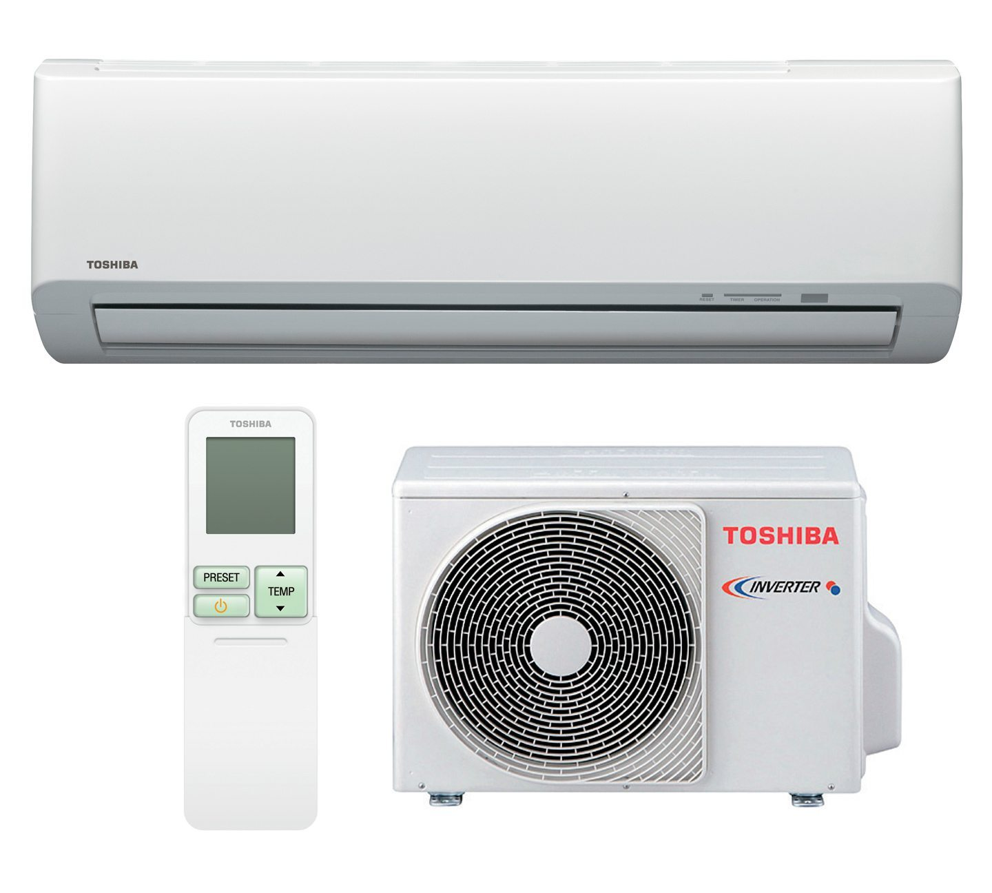Toshiba Split Systems